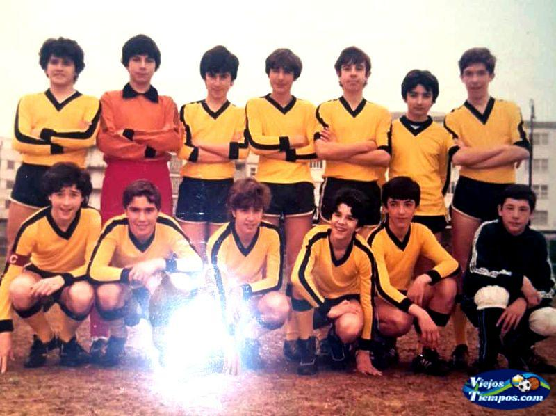 San Rosendo Infantil 1981 - 1982