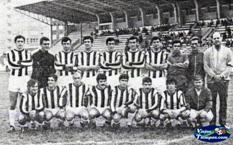 Club Arsenal de El Ferrol. 1971 - 1972