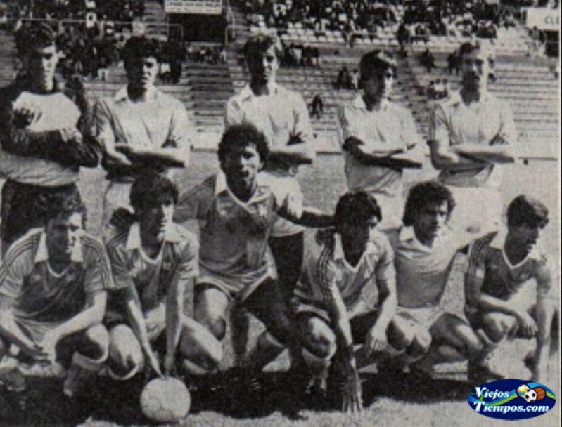Real Club Celta de Vigo. 1984 - 1985