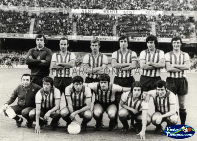 Unió Esportiva San Andreu. 1974 - 1975