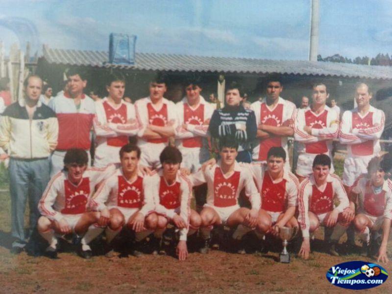Sociedad Deportiva  O Val 1983 - 1984