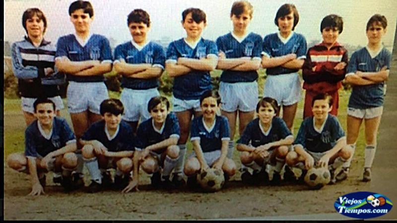 Os Amigos Club de Fútbol. 1981 - 1982