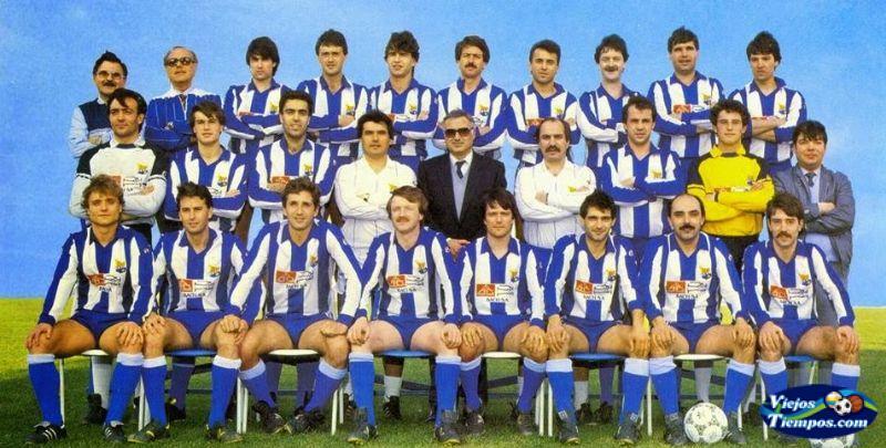 U.E. Figueres. 1985 - 1986