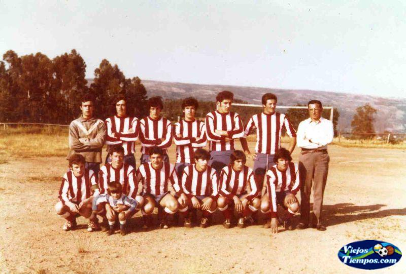 Club de Fútbol Cerceda. 1970 - 1971