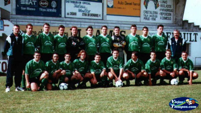 Meirás Club de Fútbol 2000 - 2001