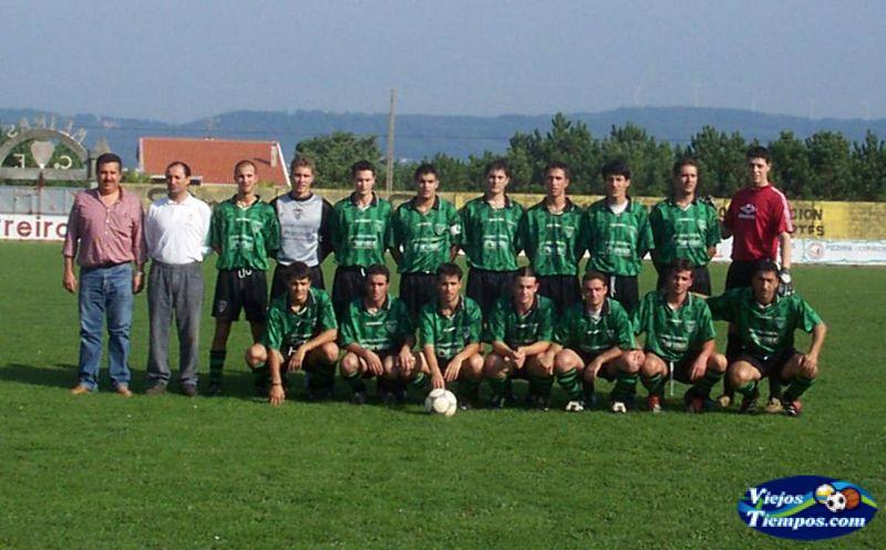 Meirás Club de Fútbol 2002 - 2003