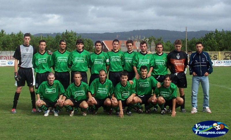 Meirás Club de Fútbol 2003 - 2004
