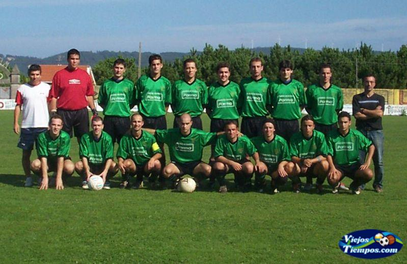 Meirás Club de Fútbol 2004 - 2005