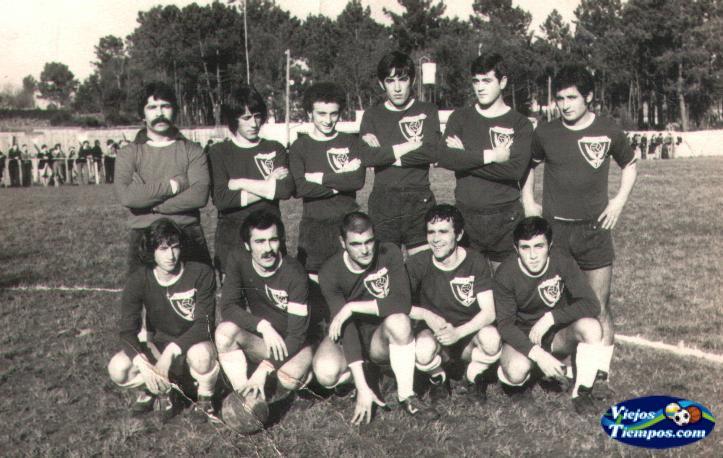 Meirás Club de Fútbol 1974 - 1975