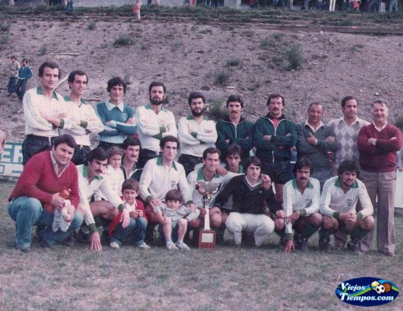 Meirás Club de Fútbol 1981 - 1982