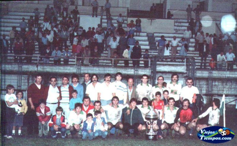 Meirás Club de Fútbol 1982 - 1983