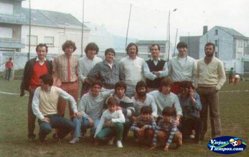 Meirás Club de Fútbol 1983 - 1984