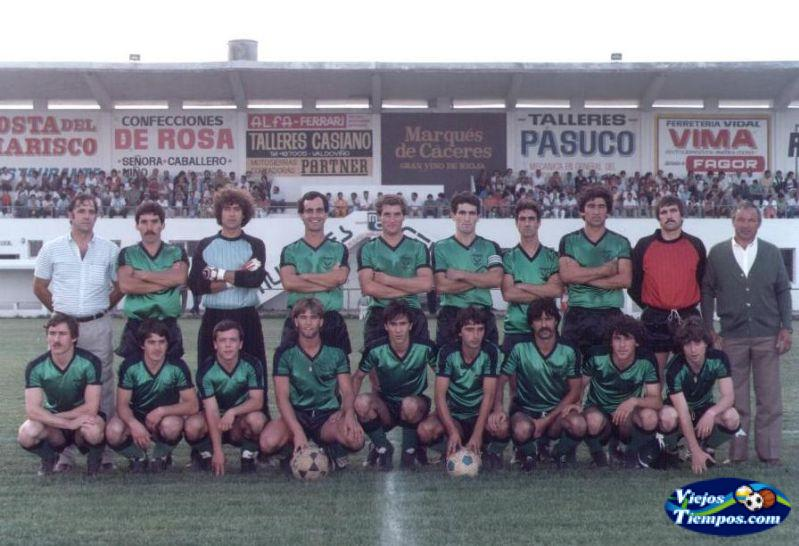 Meirás Club de Fútbol 1984 - 1985