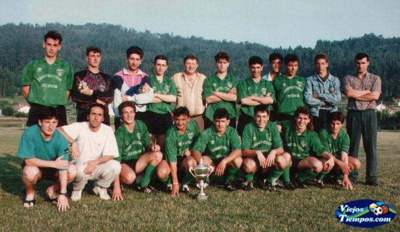 Meirás Club de Fútbol 1992 - 1993
