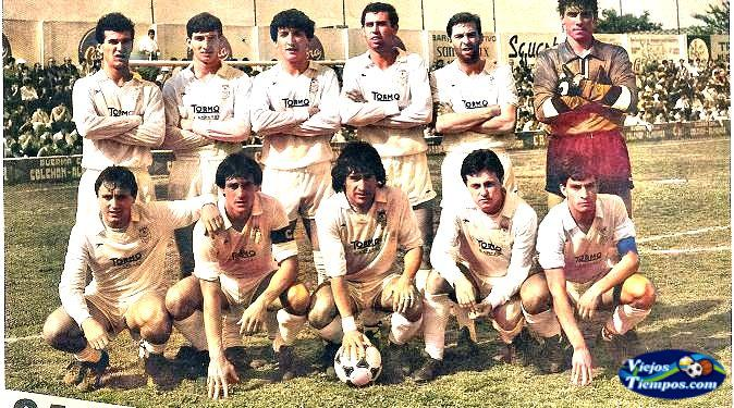 CD Olímpic de Xàtiva 1984 - 1985