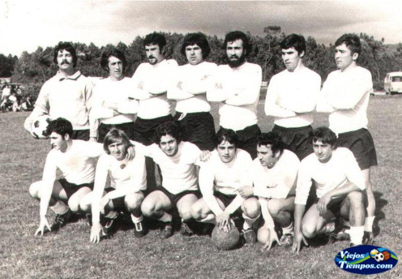 El Meirás. 1971 - 1972