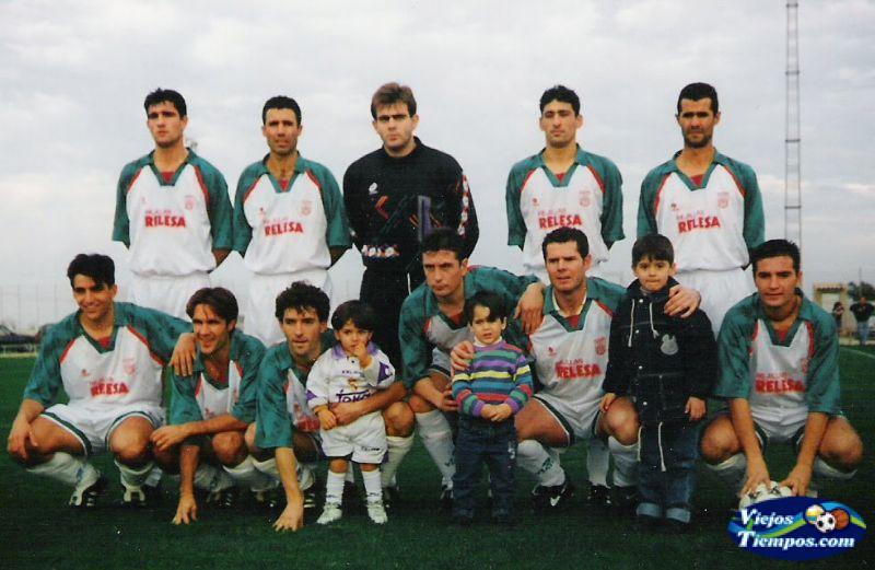 Relesa Las Palas 1998 - 1999